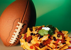 Popcorn, the Ultimate Super Bowl Food!