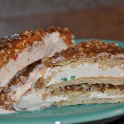 Frozen Cookie Baklava