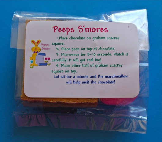 Spring diy easter peeps smores a cowboys wife img37761 negle Gallery