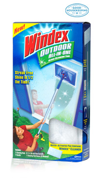 Windex All-In-One Window Cleaning Kit