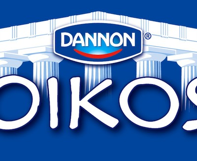Grab a Spoon and Try Dannon Oikos Yogurt
