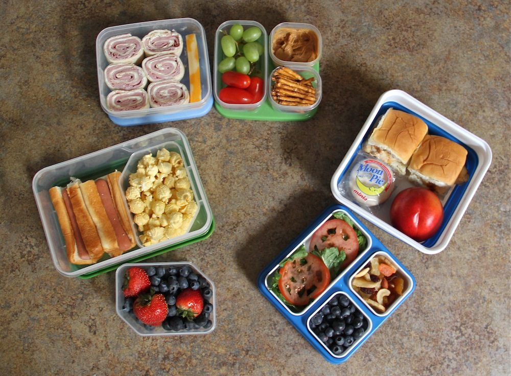 lunchbox bento ideas