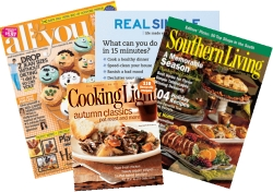 Magazine Subscriptions at Under $18 Each