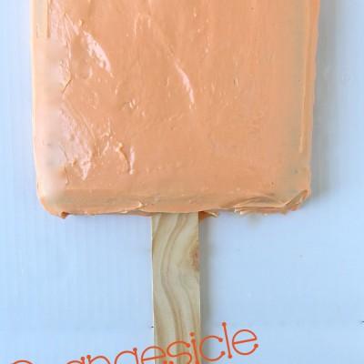 Orangesicle Cake!