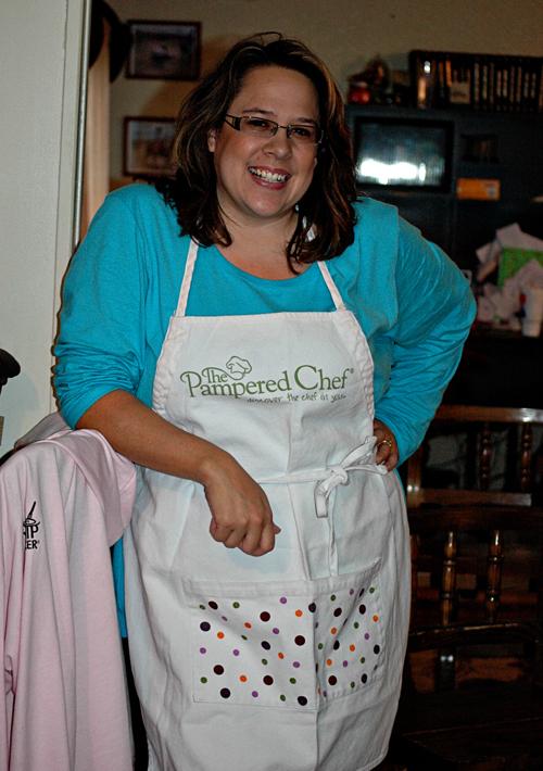pampered chef host