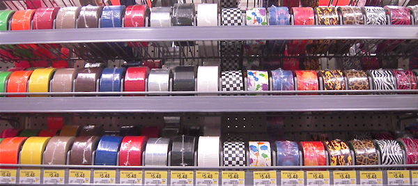 Duct Tape For Sale At Walmart