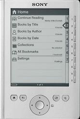Sony Digital Reader Pocket Edition